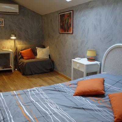 La chambre pour 3 personnes
