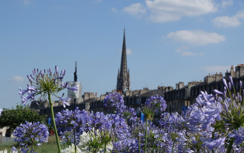 La flèche de la basilique Saint-Michel