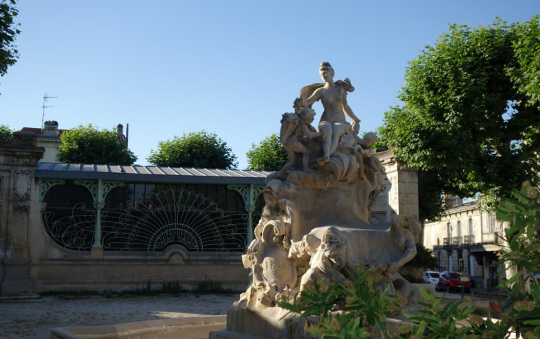 Fontaine Amédée Larrieu
