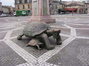 tortues de la Victoire