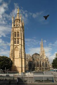 tour Pey Berland et cathédrale Saint André